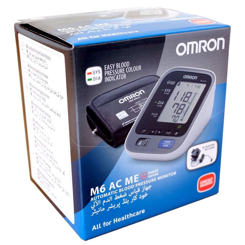 فشارسنج بازویی Omron مدل M6 AC