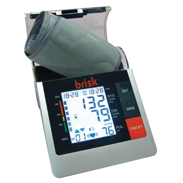 فشار سنج بازویی بریسک مدل PG-800B10