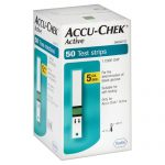 نوار تست قند خون آکيوچک اکتيو Accu-Chek Active
